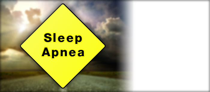 Sleep Apnea Signs